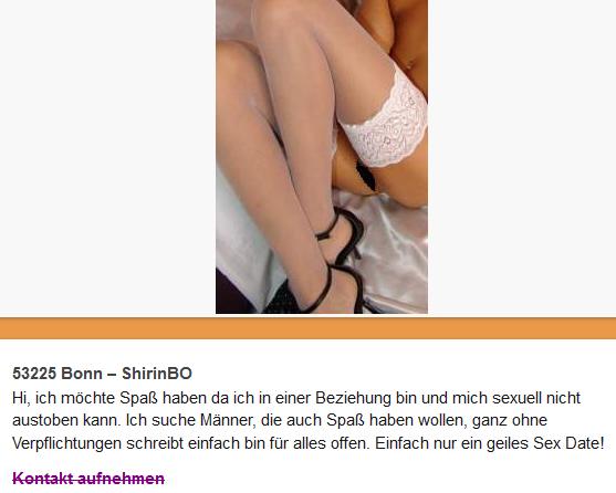 Aachen Sex Kontakt